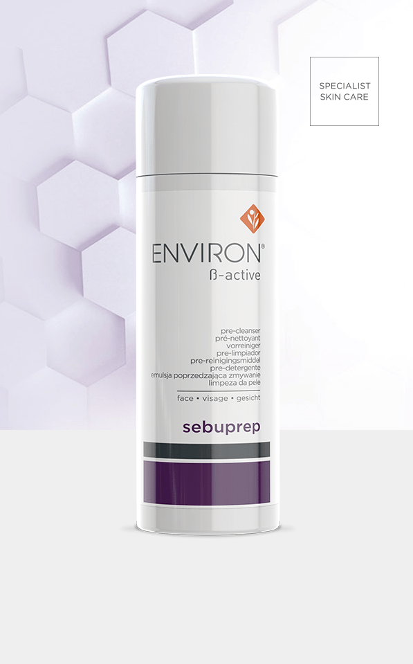B Active Range SEBUPREP Product Environ Skin Care