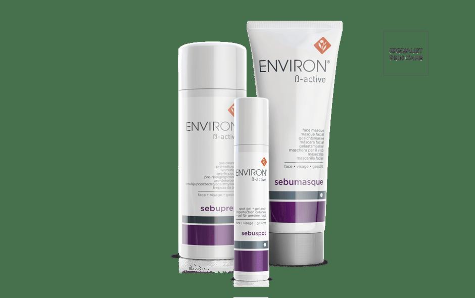 Environ Skin Care B Active Range