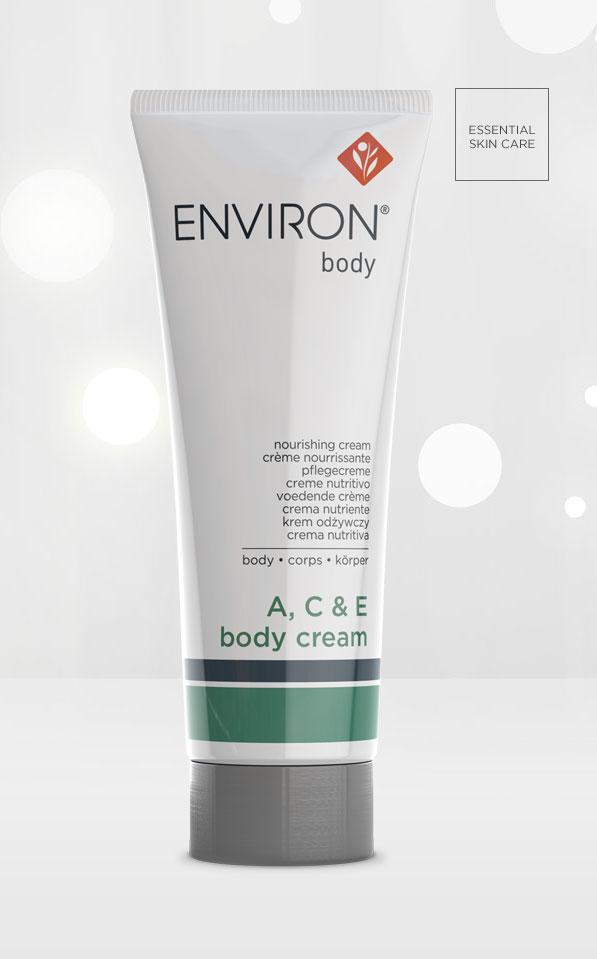 Environ Skin Care Body Range A C E Body Cream