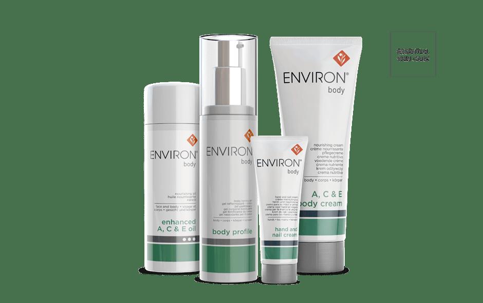 Environ Skin Care Body Range