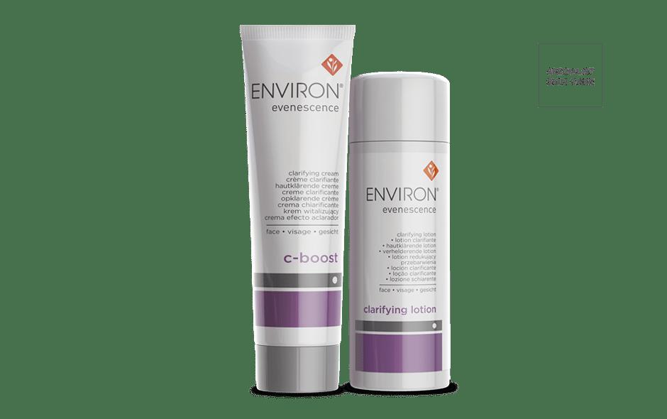 Environ Skin Care Evenescence Range