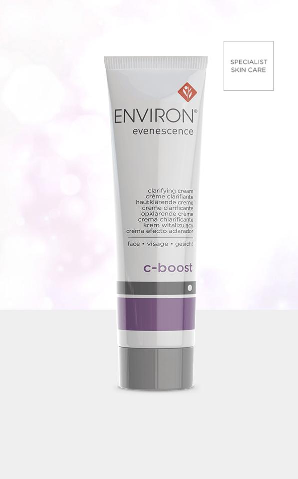 Evenescence Range C BOOST Environ Skin Care