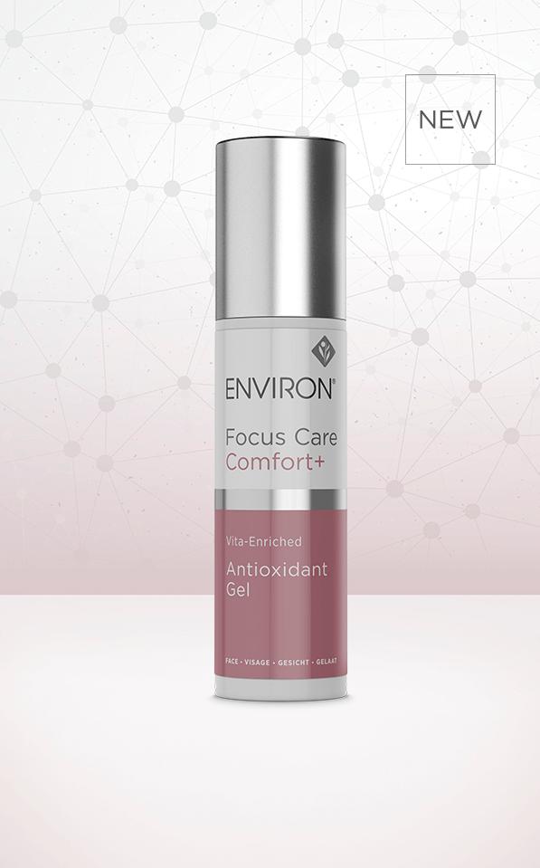 Focus Care Comfort Plus Vita Enriched Antioxidant Gel Environ Skin Care