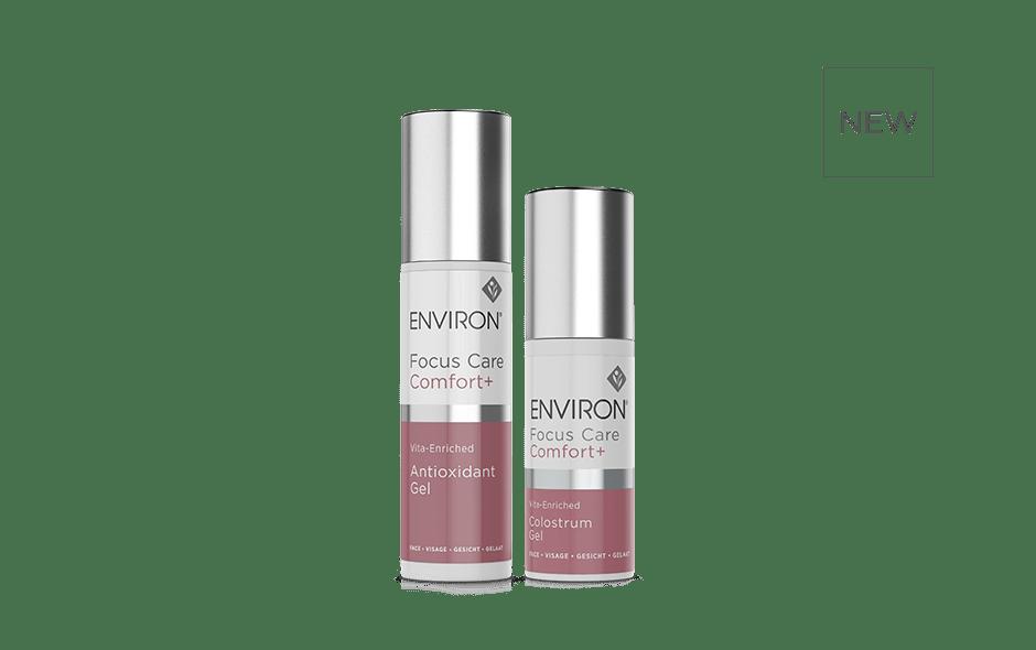 Focus Care Comfurt Plus Range Environ Skin Care