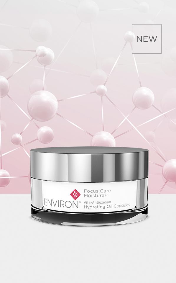 Focus Care Moisture Plus Vita Antioxidant Hydrating Oil Capsules Environ Skin Care