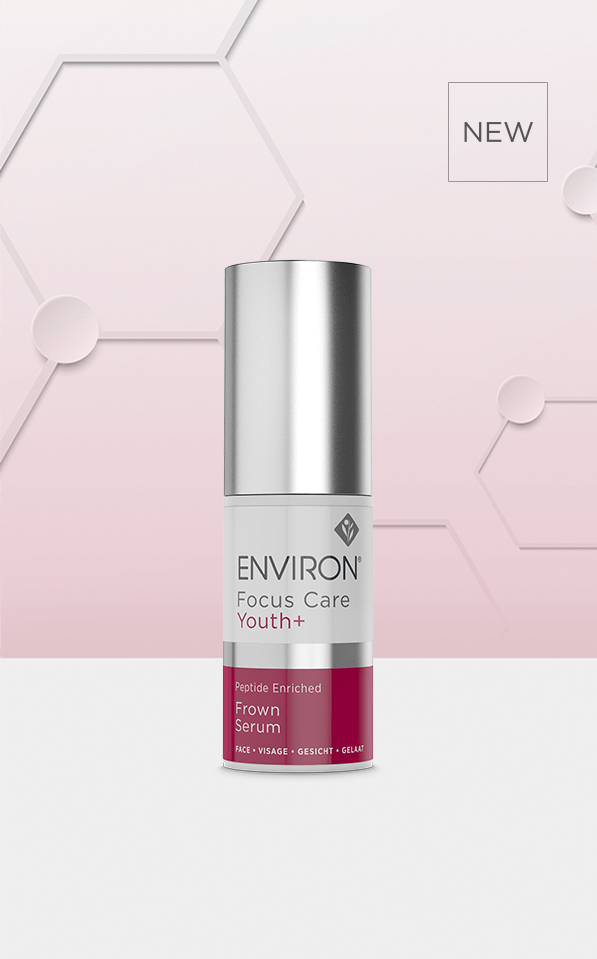 Focus Care Youth Plus Peptide Enriched Frown Serum Environ Skin Care